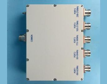 China 200W Input Quad Band Combiner Waterproof Grade IP67 High Isolation 50DB supplier