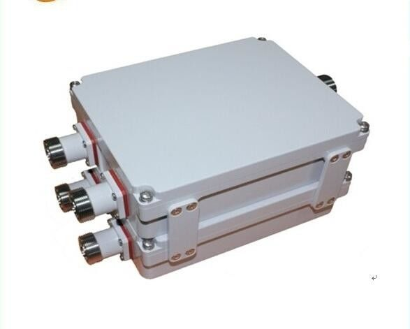 200W Input Dual Band Combiner 698 / 2700 MHZ With Indoor Waterproof Level IP65
