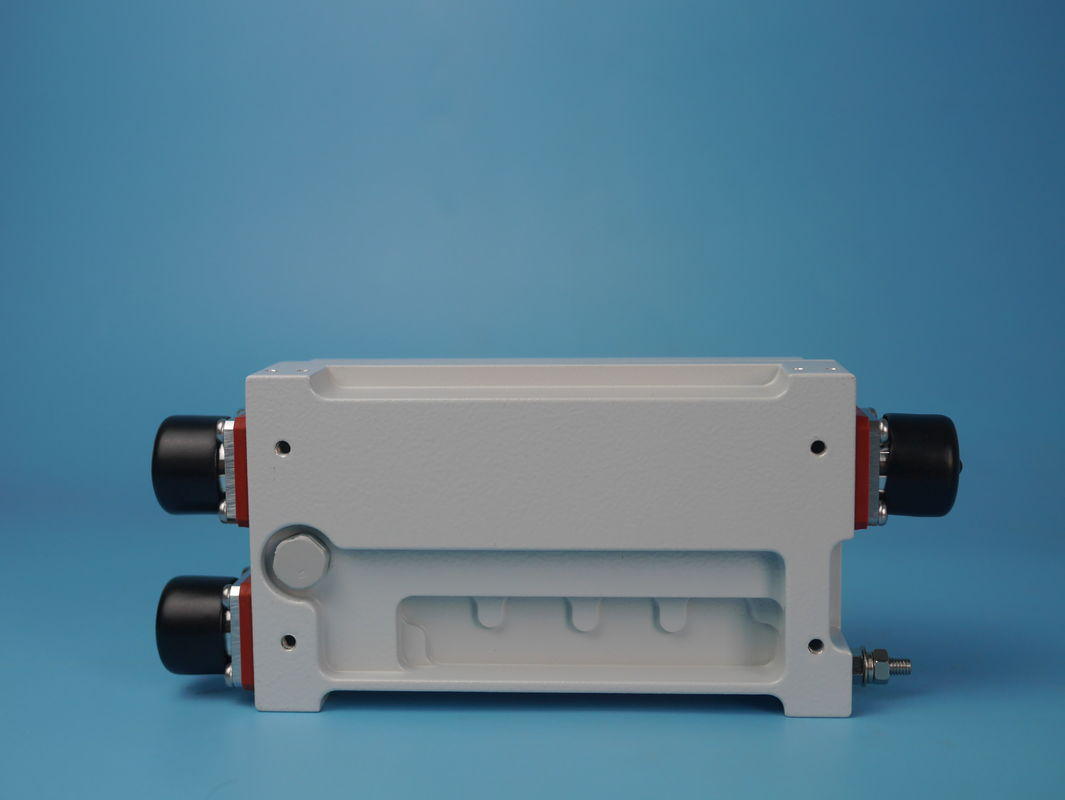 300W Same Band Combiner  380 / 960 MHZ Double Units PIM 160DBC Outdoor IP66