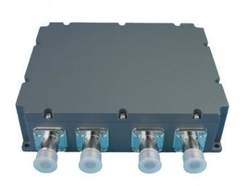 China 889 - 2635MHZ Four Way Power Splitter Low Insertion Loss 1.8V Standing Wave Ratio factory
