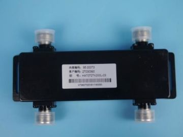 China N Female Connector Hybrid Combiner 2 IN 2 OUT 300W Input ISO Certification factory